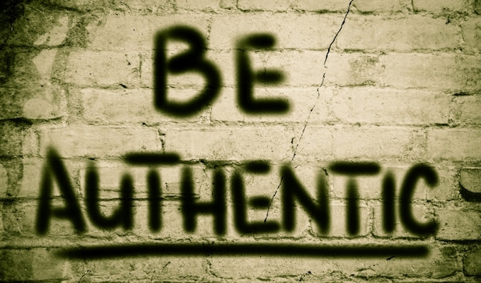 Authenticity is the New Integrity