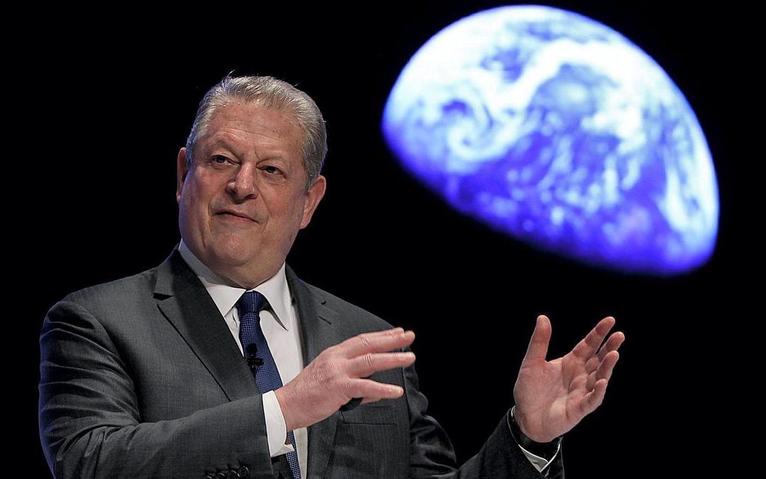 Al Gore's Next Movie
