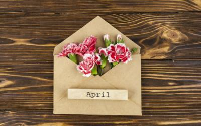 The Month of April